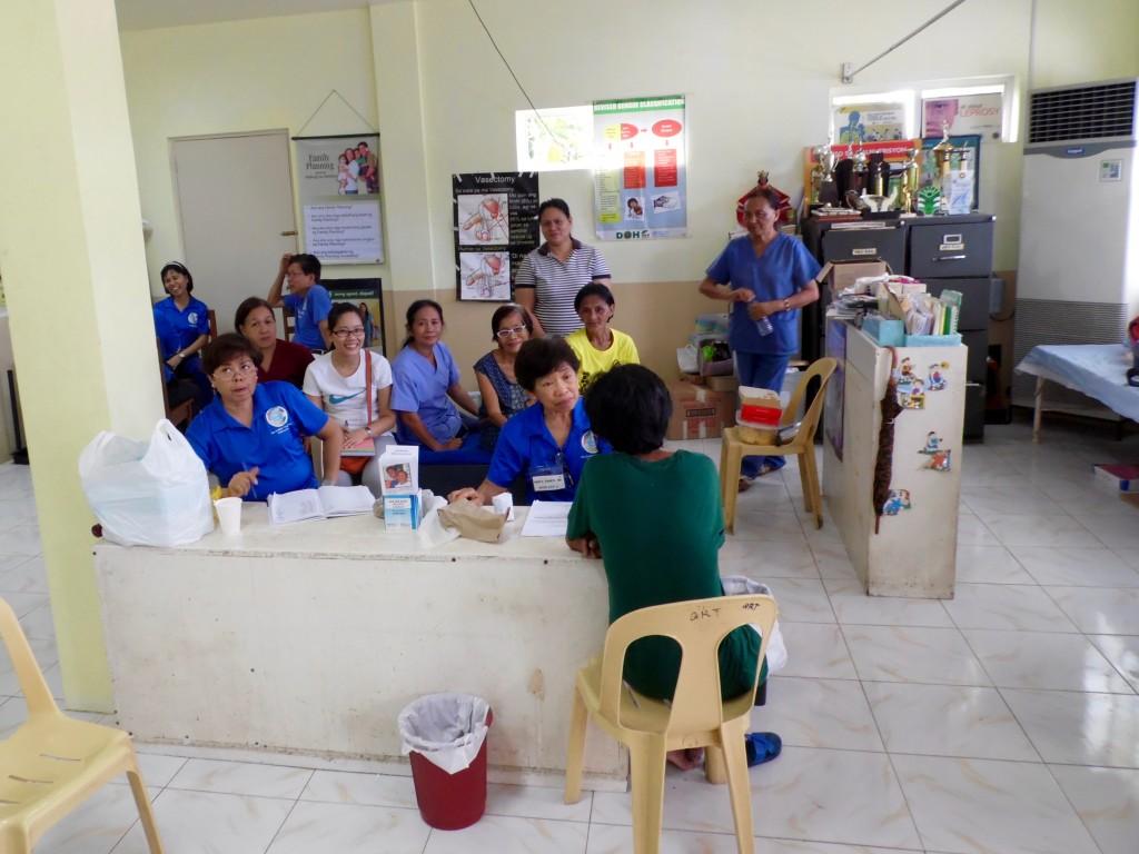 clinic in Hilongos