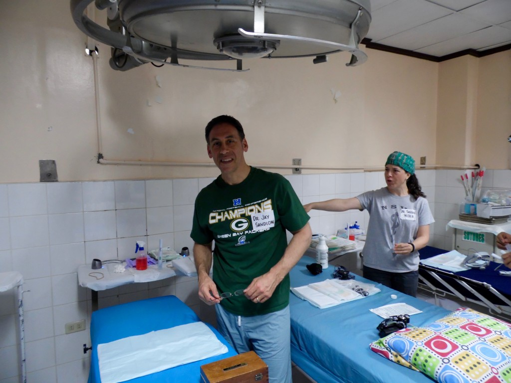 Jay in Cebu - Sacred Heart Hospital